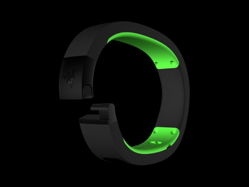 Razer全新Nabu智慧手環