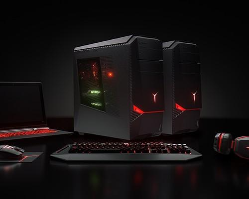 最新Lenovo Y系列個人電腦 電競功能大躍進!
