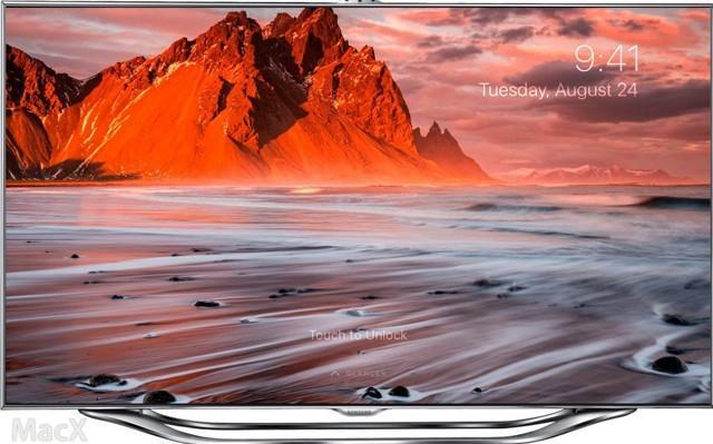 新一代Apple TV的界面可能長這樣