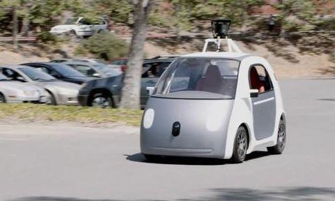 Google無人車5年內上市 取消配置雨刷