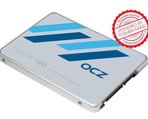 OCZ 輕盈Trion 100系列 強勢升級玩家視野
