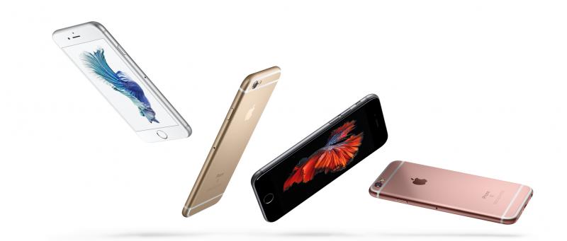 iPhone 6s/iPhone 6s Plus新增玫瑰金顏色,規格功能再升級