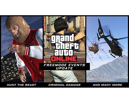 Grand Theft Auto線上模式的自由模式活動內容更新將於 9 月 15 日隆重推出:欣賞最新預告片