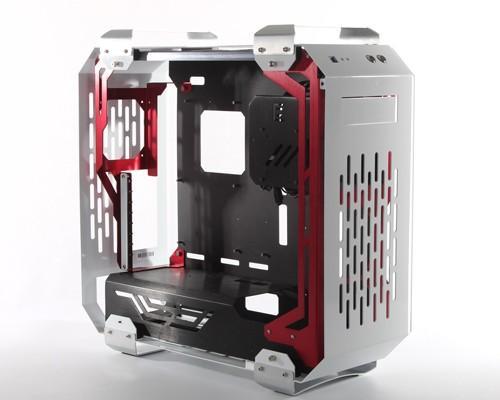 DIFFER-DP-3顏色多樣化且頗具特色又適合改裝的機殼