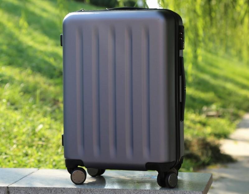 Mi小米行李箱來了