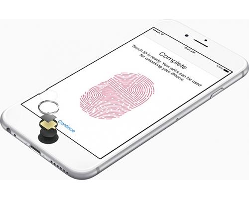 買iPhone 6s又一個理由:Touch ID濕手也能用