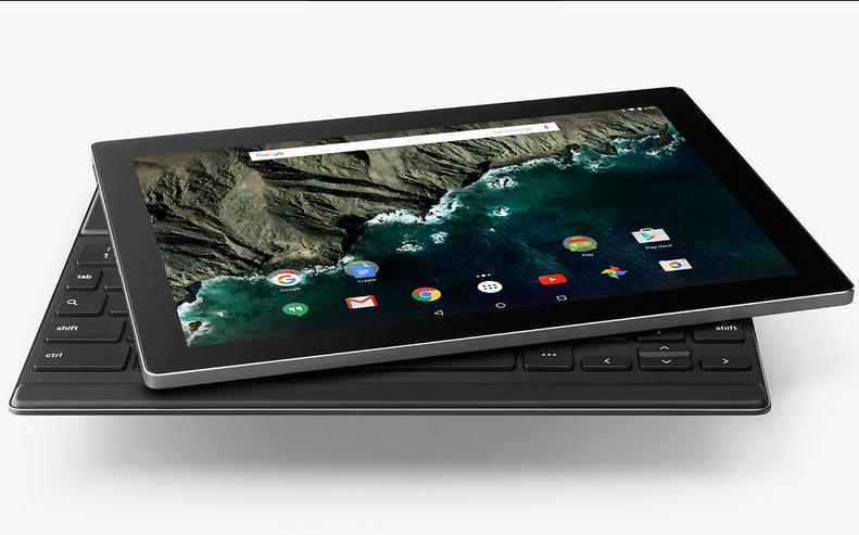 Google推出Pixel C平板電腦,視iPad Pro 和Microsoft Surface為對手?