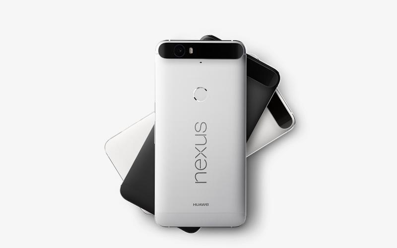 Google推出Nexus 5X和Nexus 6P手機,台灣也可以買到喔!