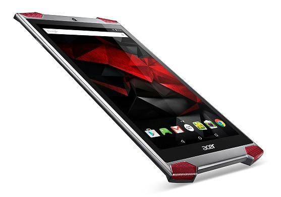 Acer宏碁Predator平板與筆電在台發表 主打電競