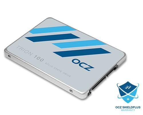 OCZ Trion 100 SSD系列 韌體更新