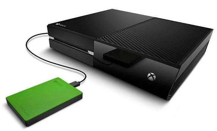 Seagate Game Drive 2TB在台推出 為Xbox One擴充容量