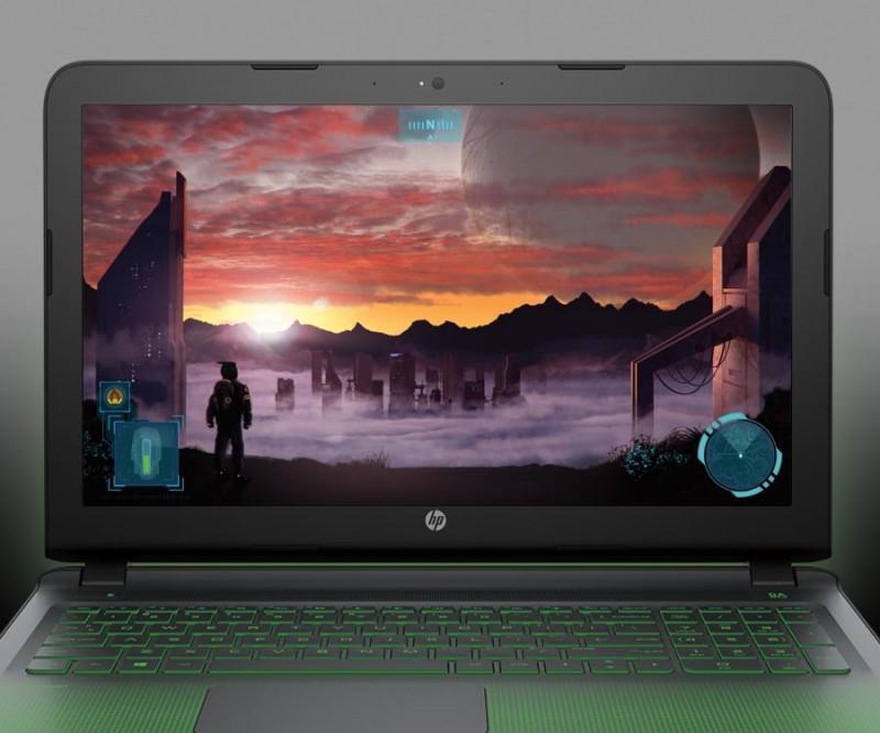 HP惠普宣布推出電競筆電HP Pavilion Gaming Notebook