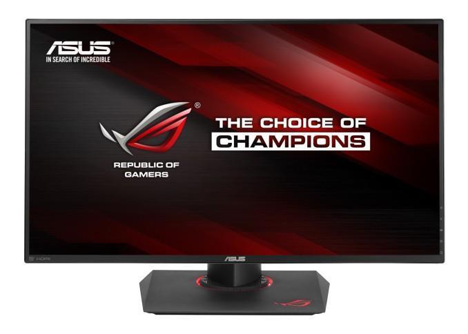 ASUS推出ROG PG279Q與PG27AQ 4K螢幕 支援NVIDIA G-Sync