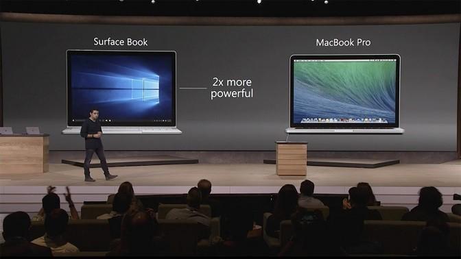 Microsoft Surface裝置要從Apple手中奪回失去的