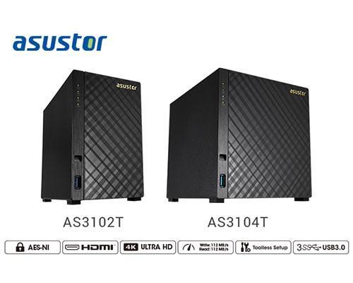 華芸科技推出 31 系列,超值超高效能 4K 多媒體NAS