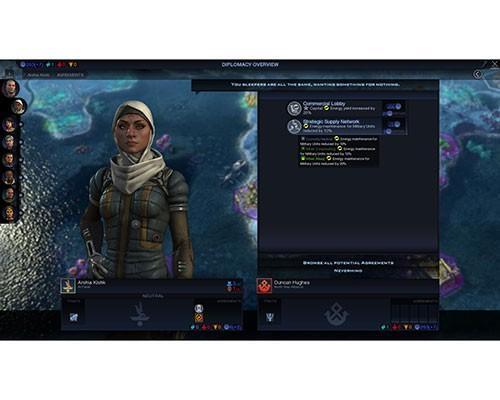 《文明帝國:超越地球 - 潮起》Windows PC版即日起上市