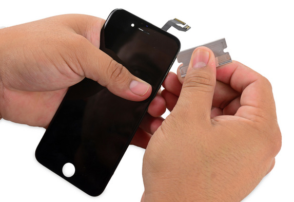 """拆解iPhone 6s很""""簡單"""",來看3D Touch傳感器長啥樣"""