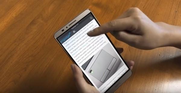 三星Galaxy S7採用ClearForce,壓力感應觸摸屏是旗艦標配?