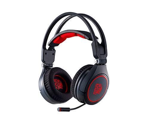 曜越電競Tt eSPORTS 發表克諾司【CRONOS AD】 耳罩式電子競技專用耳機