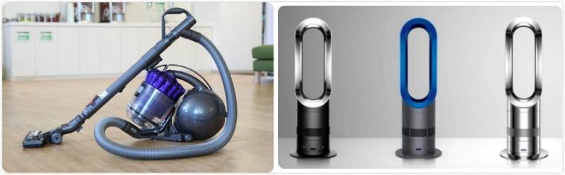 你以為戴森 Dyson只是生產電風扇和吸塵器?