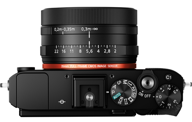 Sony RX1R II登場,4240萬畫素可變式低通濾鏡全片幅相機