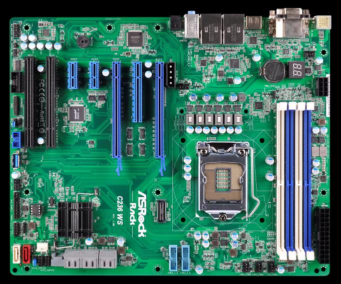 永擎電子全新推出搭載一系列搭載Intel®新一代Greenlow平台工作站主板