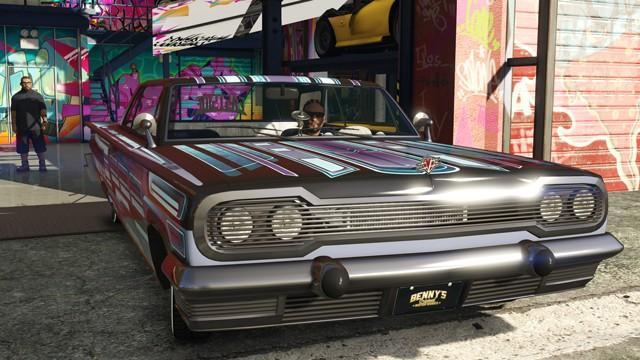 「GTA 線上模式:古惑跳跳車」現已推出