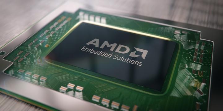 支援DDR4記憶體,AMD發表Merlin Falcon嵌入式X86處理器