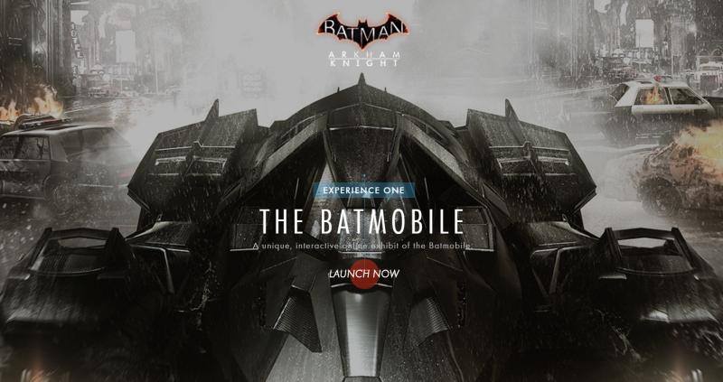 Batman: Arkham Knight蝙蝠俠:阿卡漢騎士將於10/28於Steam重新上架