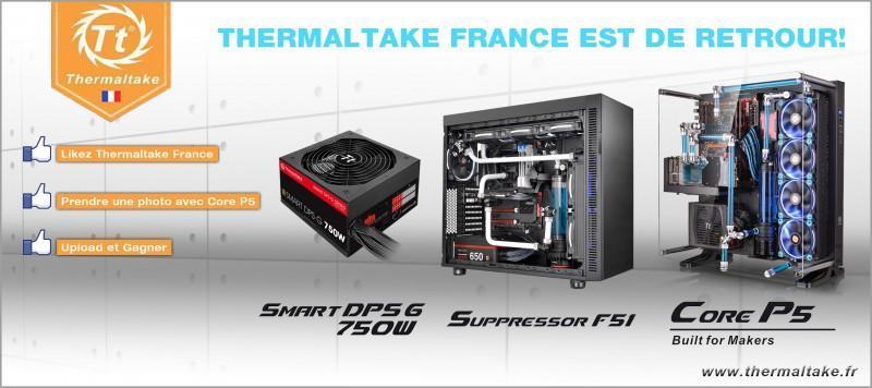曜越聯手法國最大電商LDLC 大舉進軍2015巴黎電玩展Paris Games Week