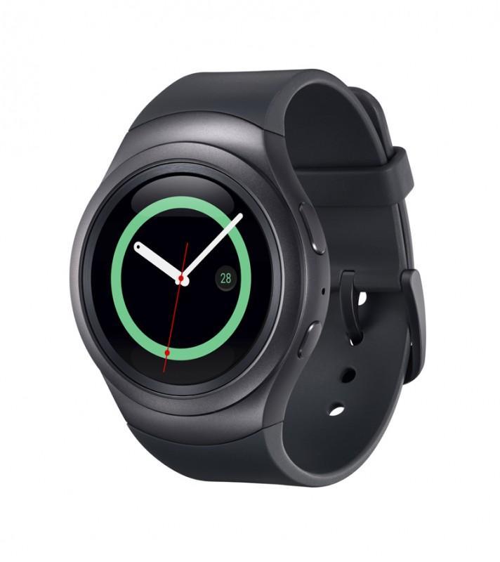 Samsung Gear S2腕「轉」潮流 轉動生活無限精彩