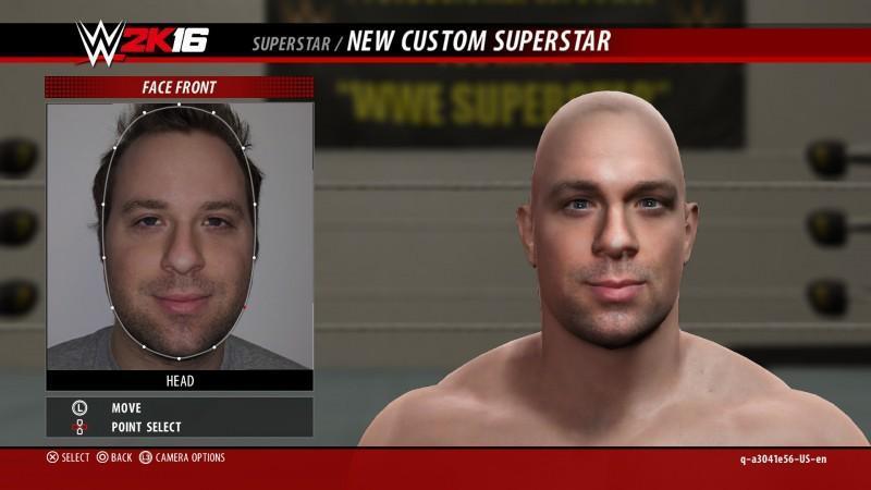 2K發表可在行動裝置上使用的《WWE 2K16 Creation Studio》