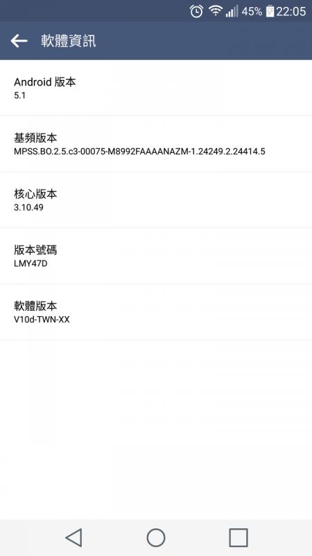 LG G4釋出新的更新V10d,順暢度再提升,玩家們更新吧