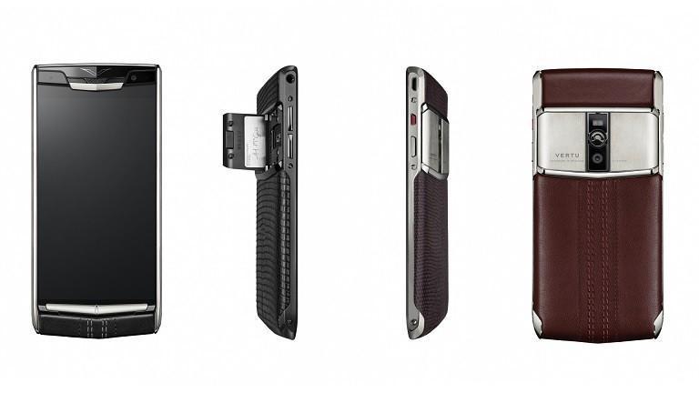 Vertu奢華智慧型手機品牌易主