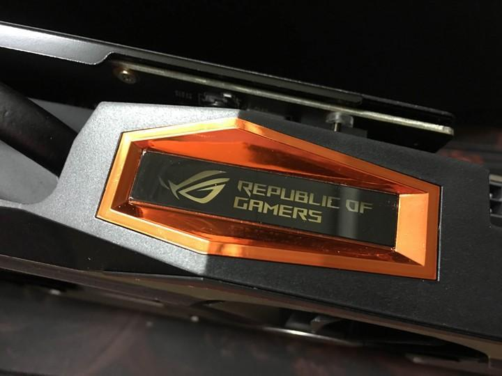 ASUS Matrix GTX 980 Ti顯示卡換新裝