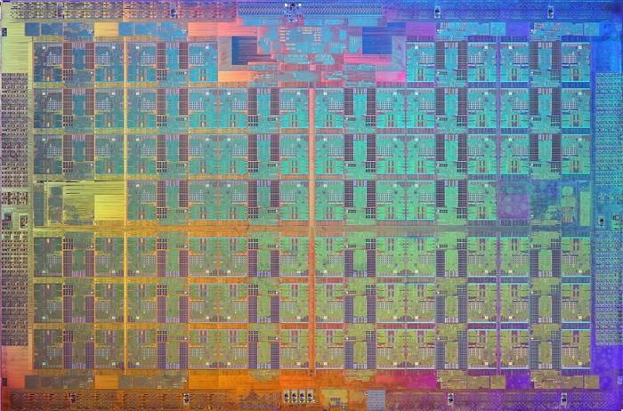 """Intel""""赤裸裸""""的技術炫耀:14nm 76核心Xeon Phi處理器"""