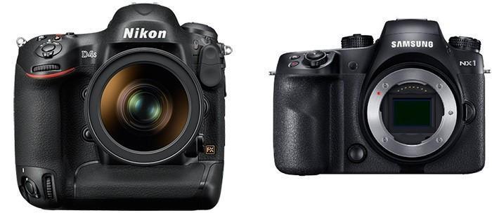 十有八九,三星把NX無反相機技術賣給了尼康