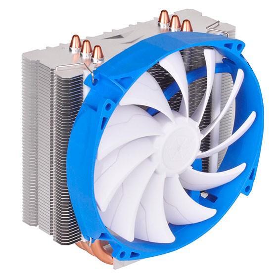 SilverStone銀欣推出新款Argon氬氣系列CPU散熱器AR07 and AR08