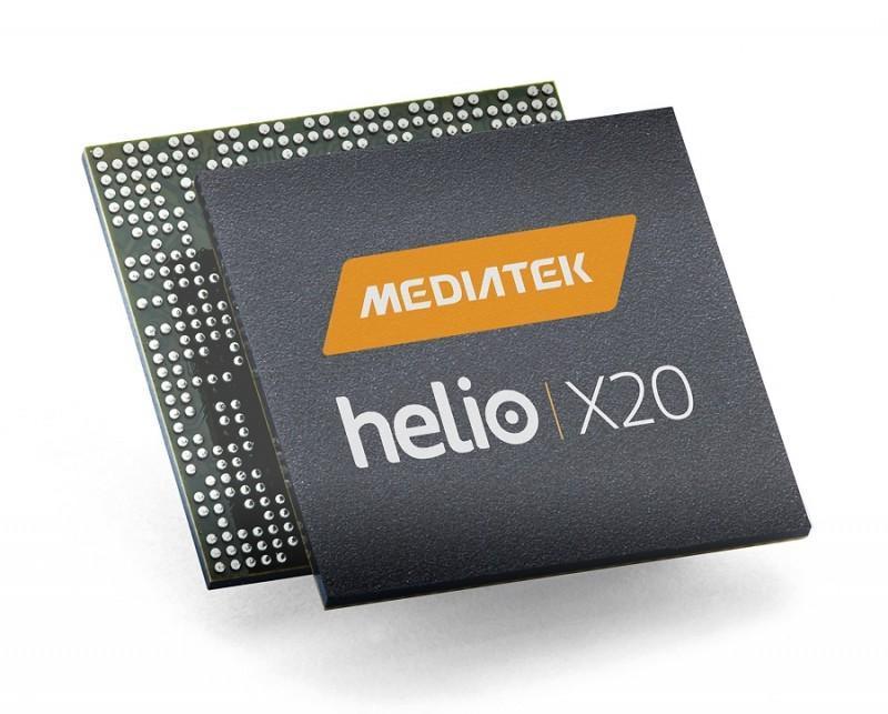 MediaTek十核心Helio X20第一季量產 聯發科今年就靠它了!