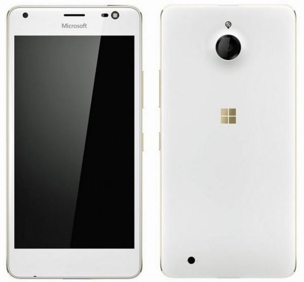 Microsoft微軟本月12日發佈中端新機可能為Lumia 850
