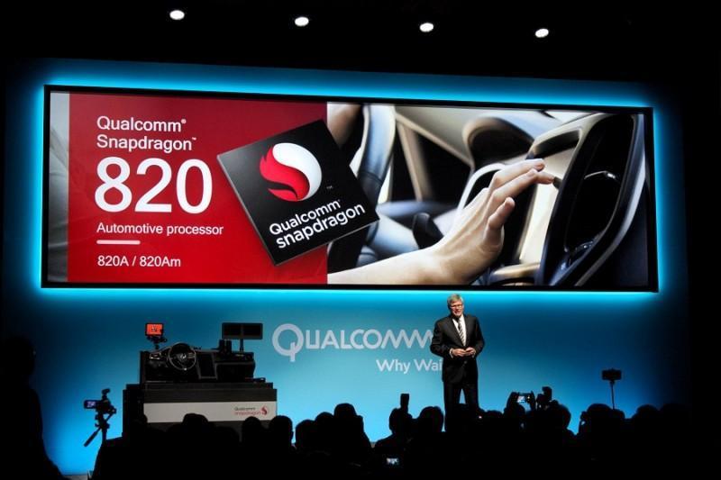 Qualcomm:無人機、智慧型手機與車用Snapdragon 820A