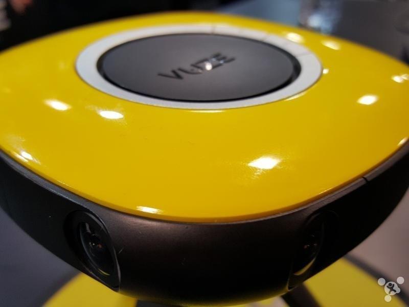 進入VR世界吧Vuze 360度4K攝像機上手