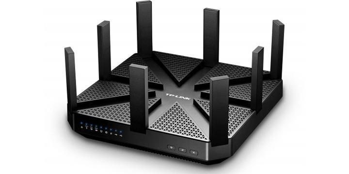 TP-Link發表第一台802.11ad無線路由器Talon AD7200