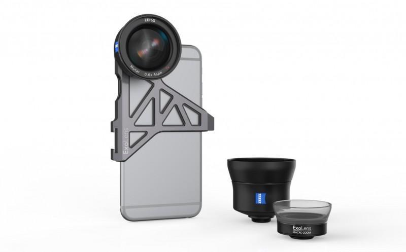 蔡司推出了三款iPhone 外接鏡頭—沒錯,帶蔡司小藍標