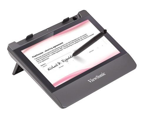 ViewSonic全新精巧7吋電磁筆顯示器 PD0711