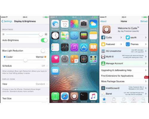 猝不及防, iOS 9.3 測試版已經遭到越獄?