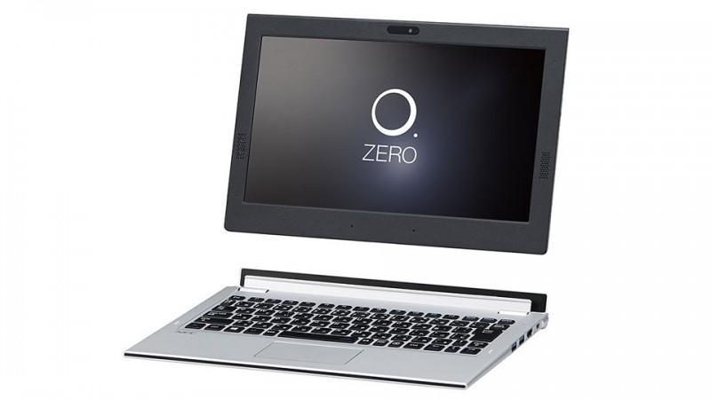 NEC Lavie Hybrid Zero 世界最輕2 in 1裝置