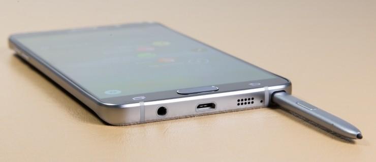 三星更新Note5觸控筆插槽設計,不再卡筆!
