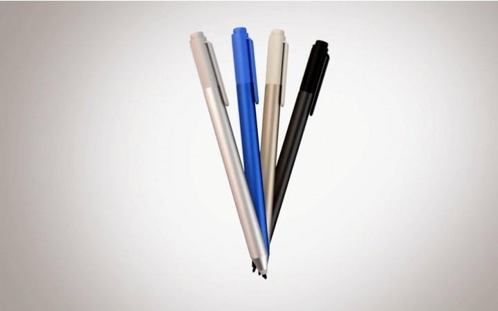 微軟申請充電版Surface Pen專利挑戰Apple Pencil奇葩設計