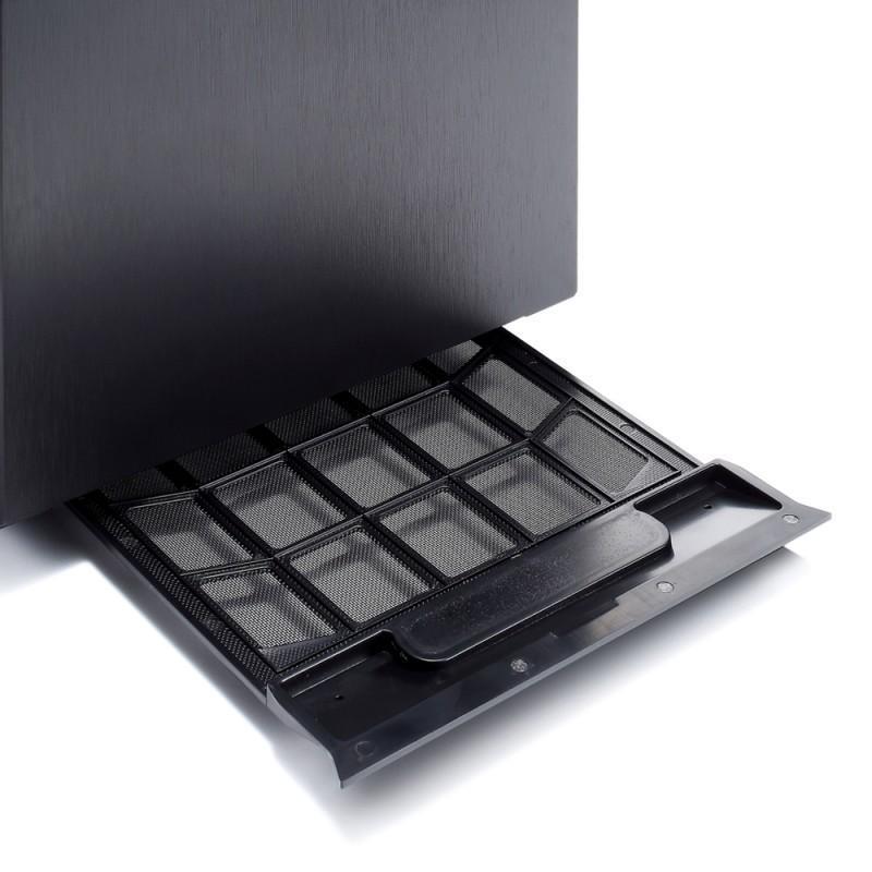 Define Nano S:Fractal Design Define系列推出静音水冷ITX機殼